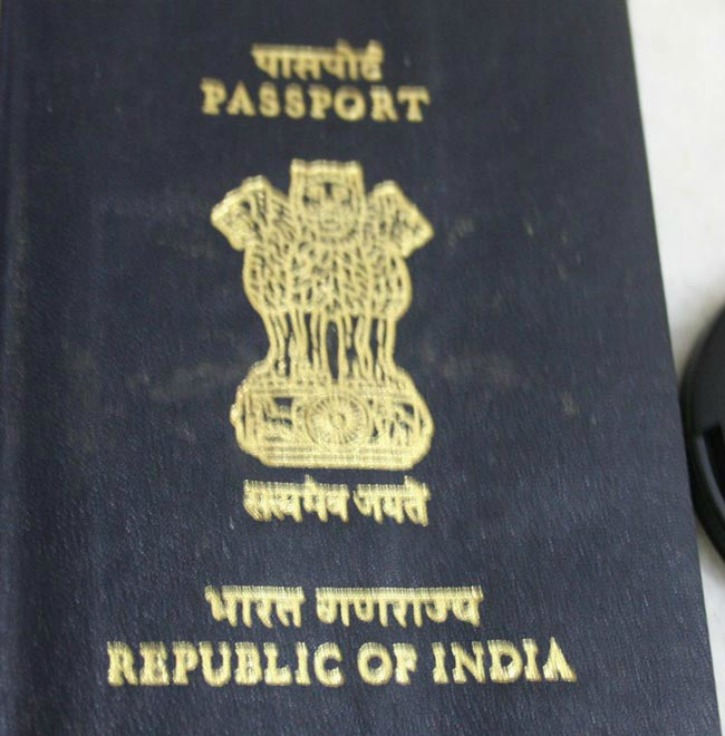Passport for spouse india