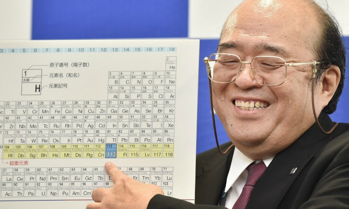 Four newly discovered elements find their way into the seventh row periodic table urtaz Images