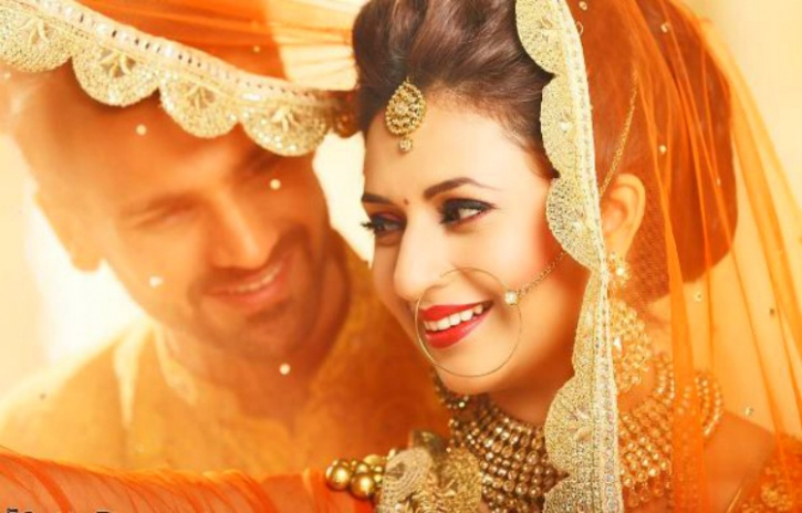 Divyanka Tripathi And Vivek Dahiya S Wedding Pictures Are