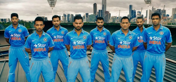 This Is The Reason Why Indian Cricket Team Wears A Blue ...