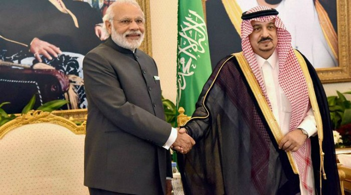 Modi Saudi