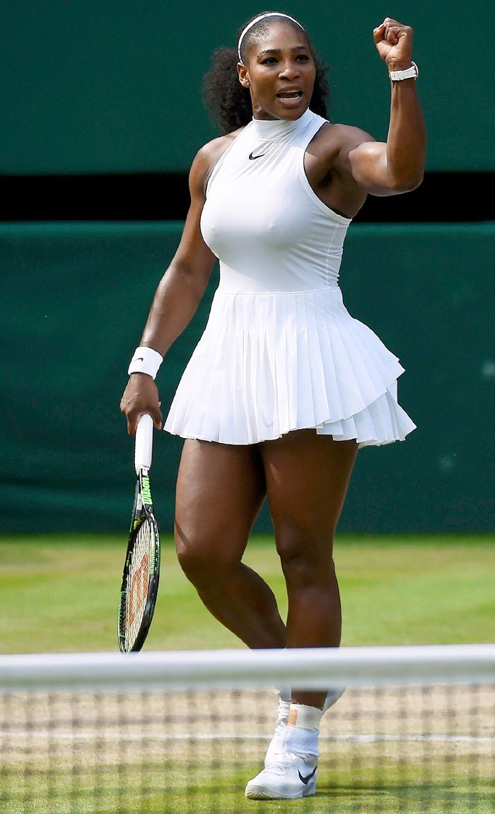 Serena Williams Nipples 114