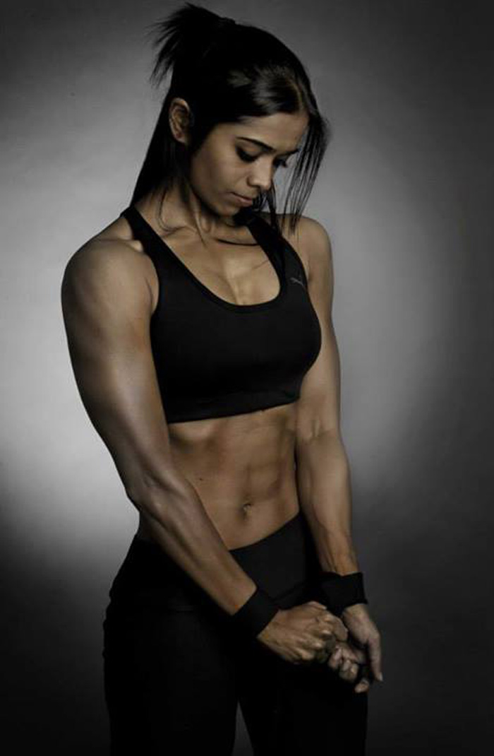 Meet Deepika Choudhary - India's First Figure Athlete And