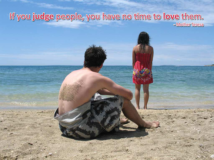 Stop Judging Others, It Is Making You Miserable!