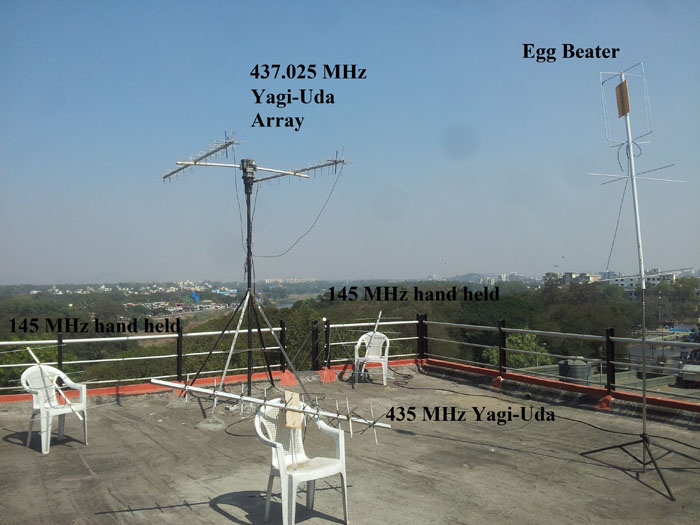 CoEP ground station