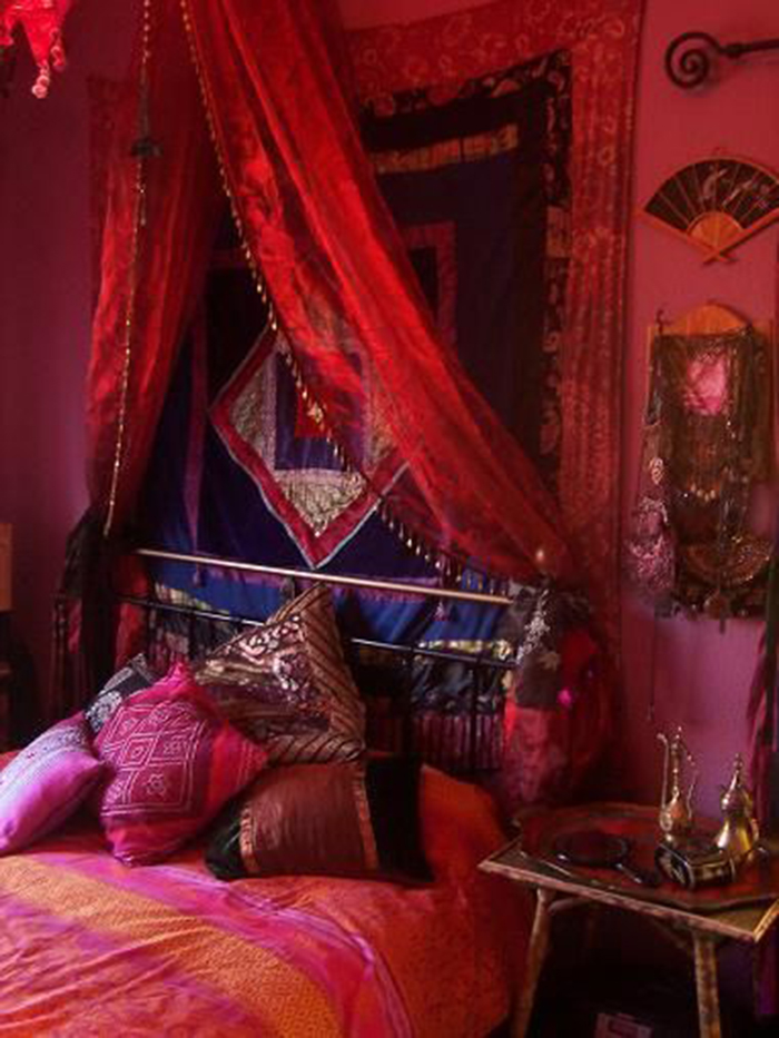 indian bedroom decor 10 simple ways you can decorate a bohemian style room on a 11886