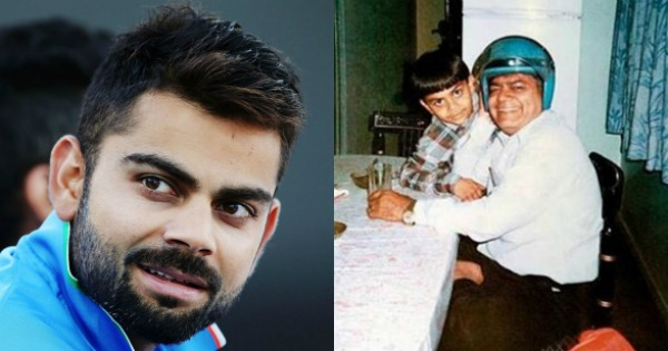 Image result for virat kohli father
