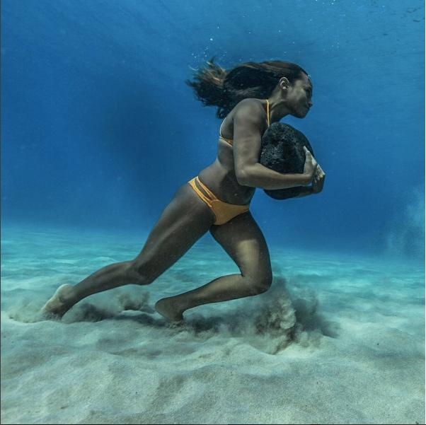 real underwater train. Paul Nicklen Real Underwater Train