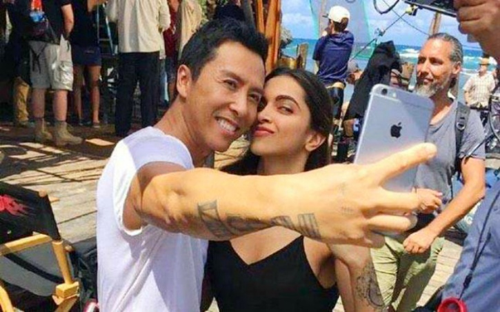 Deepika Padukone's Latest Pic With Vin Diesel Is Only