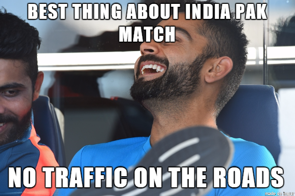 Hilarious Memes Take Over The Internet Hours Before India Plays Pakistan In The World -6209