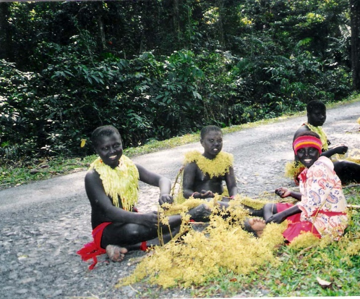 For The First Time, An Endangered Jarawa From Andaman ...