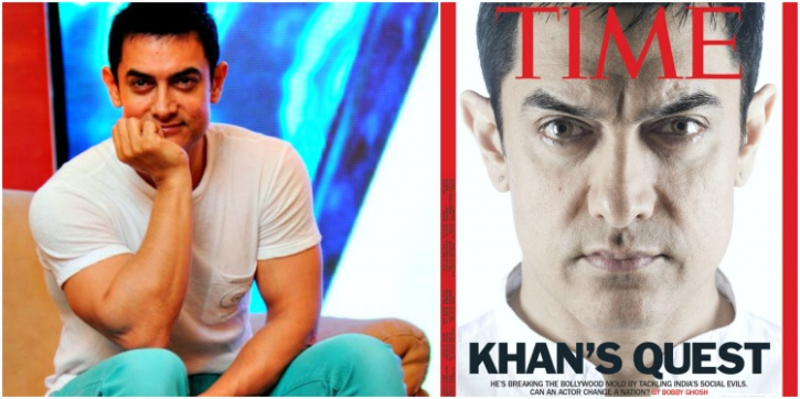 aamir khan-TIME