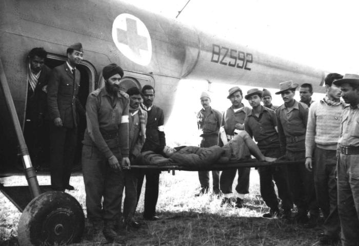 Indian-Sino war 1962