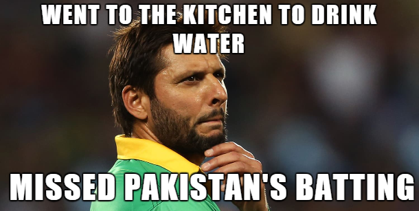 Hilarious Memes Take Over The Internet Hours Before India Plays Pakistan In The World -9434