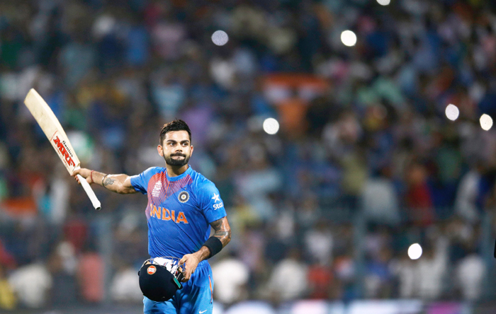 Happy Birthday Virat Quotes ~ Cricketers and fans wish virat kohli on his 28th birthday but once