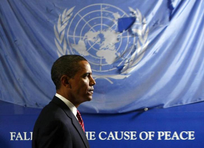 nuclear weapons threat to world peace