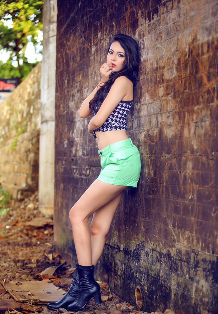 Risk sexy girl photo in assam consider, that