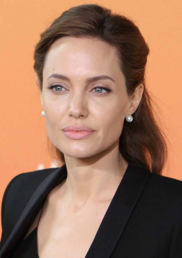 Think, Anybunny modi. com Angelina Jolie seems