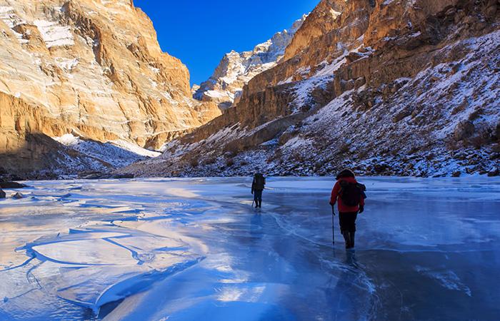 Chadar Lake, Ladakh
