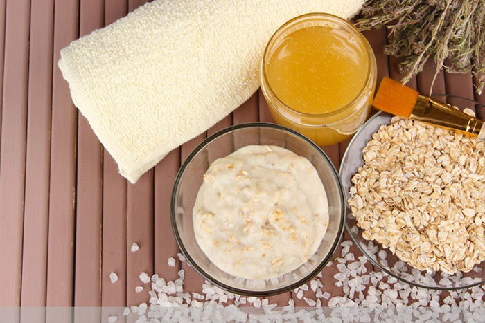 Oats & Honey facepack