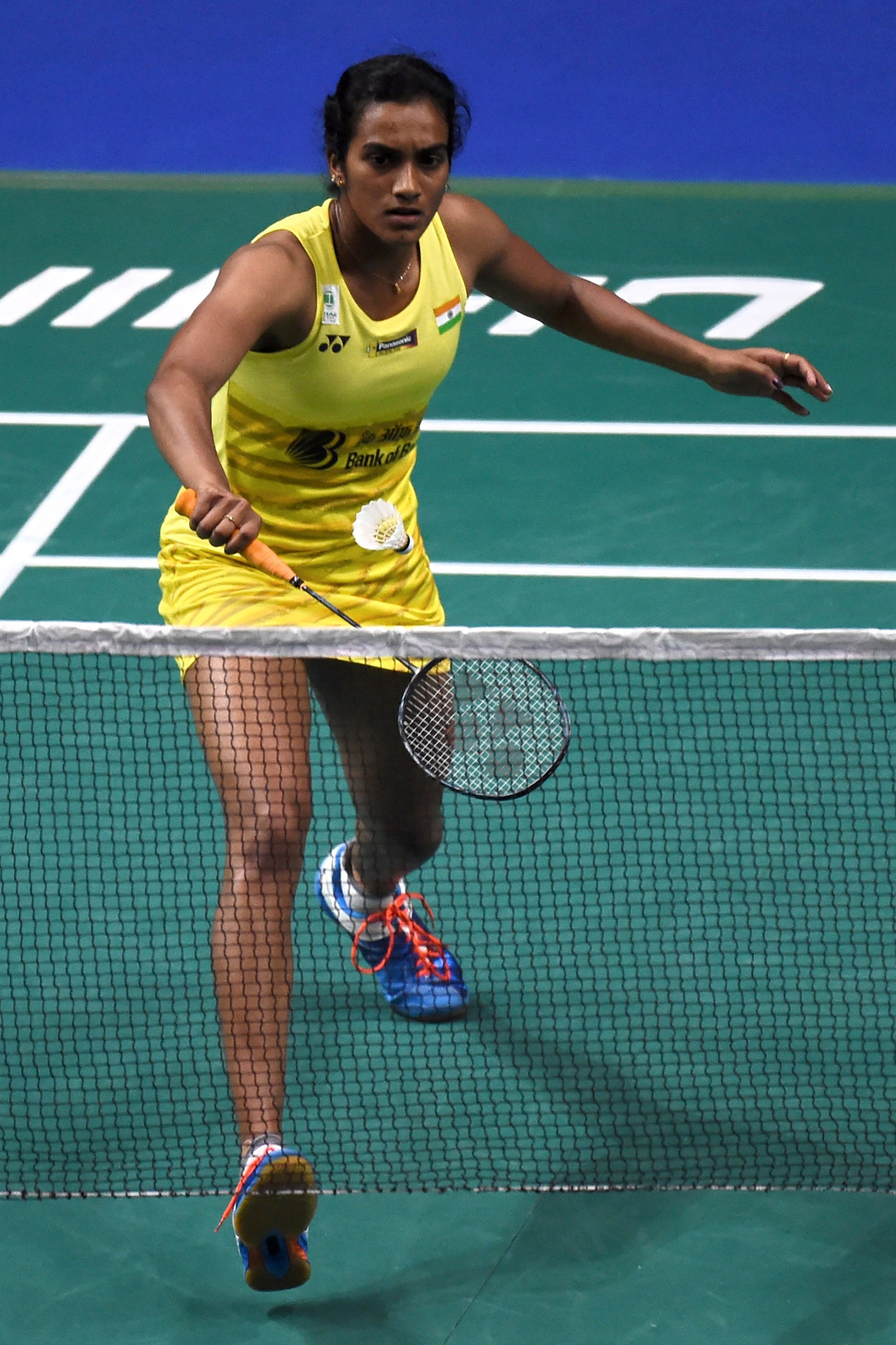 PV Sindhu Leads India s Challenge At Badminton Asia Championships