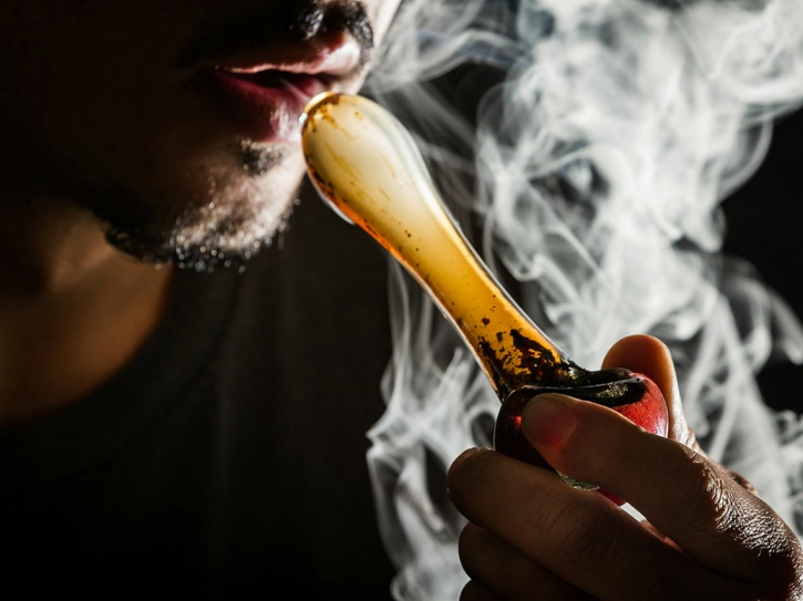 an analysis of a study on the effects of marijuana smoke The effects of cannabis are caused by the chemical a 2007 study found that while tobacco and cannabis marijuana smoke was listed as a cancer agent in.