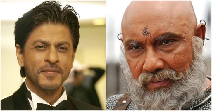 SRK, Kattappa, Sathyaraj