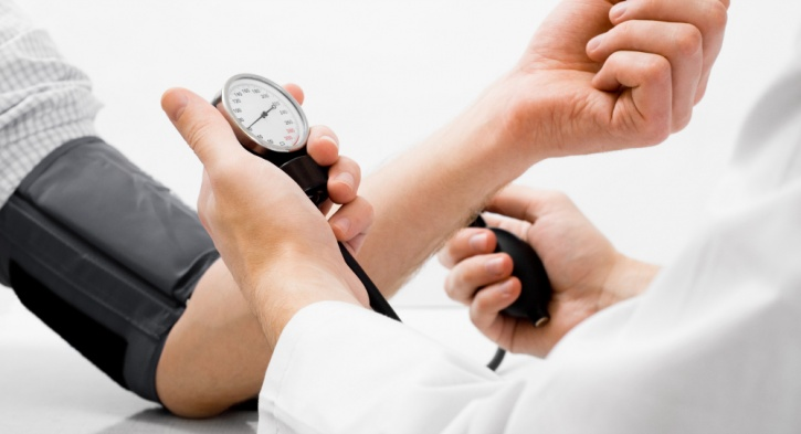 All of the people services suffer from high cholesterol and are at a high risk of developing diabetes and hypertension
