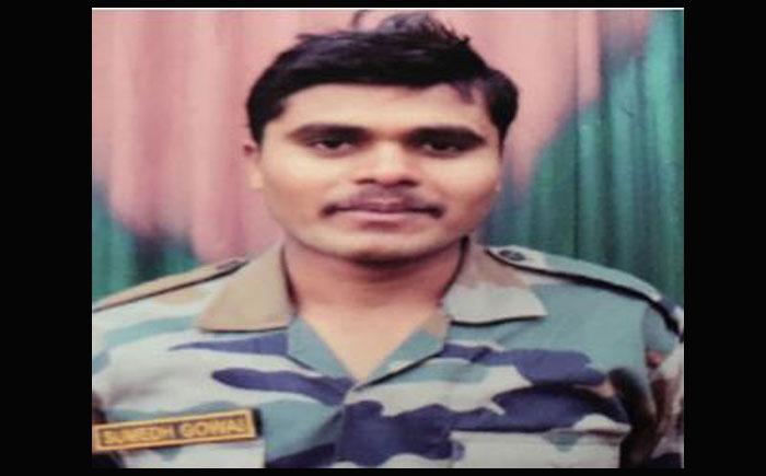 Maharashtra Jawan Killed