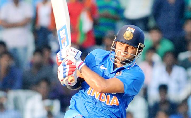 Suresh Raina