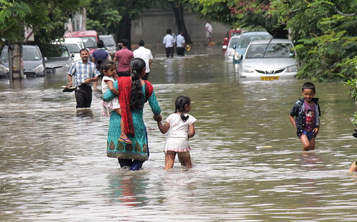 Bengaluru flood