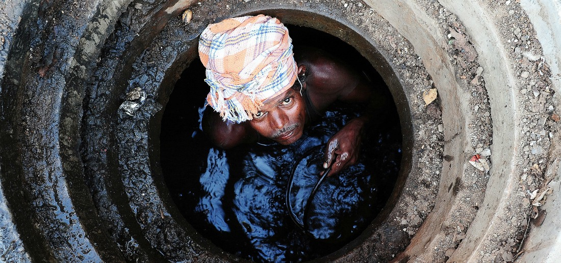 Sewer Story Death Of Sanitation Workers In Delhi Exposes
