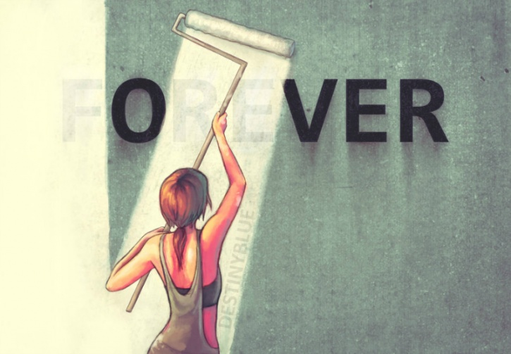 It was forever, but now it's over