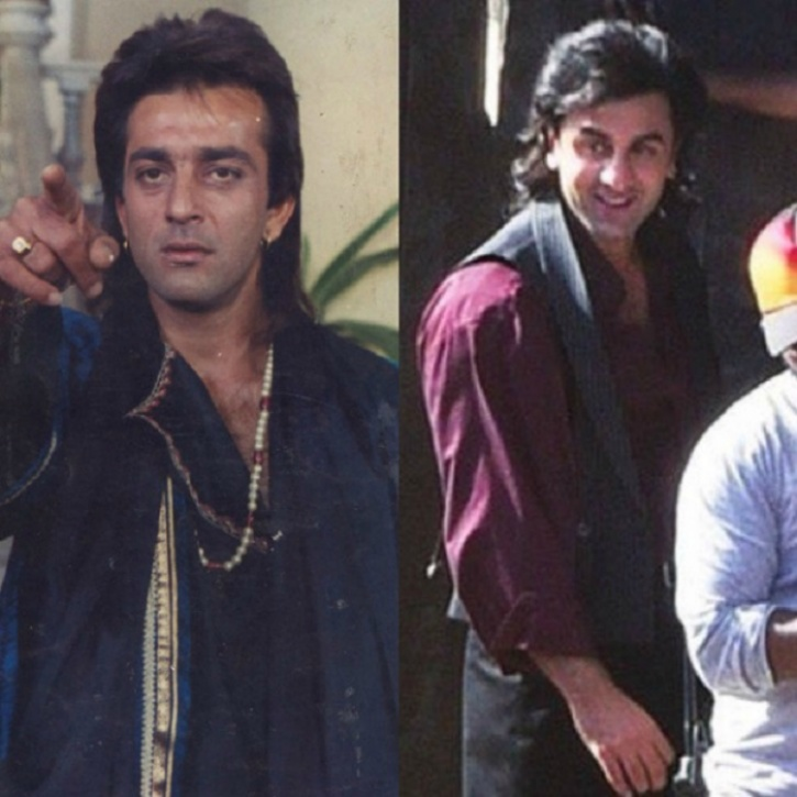 Now Ranbir Kapoor, who has always surprised his audience with his acting skills but never with a muscle-bound frame, is all set to hit the big screen again with Sanjay Dutt
