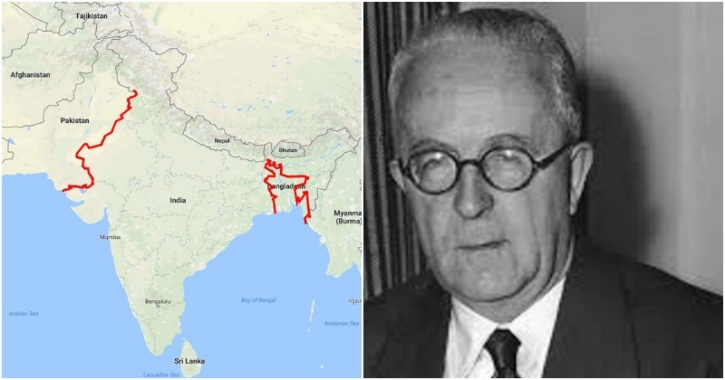 radcliff muslim The radcliffe line was the boundary demarcation line between the indian and pakistani portions of the punjab and bengal  pakistan was intended as a muslim homeland.