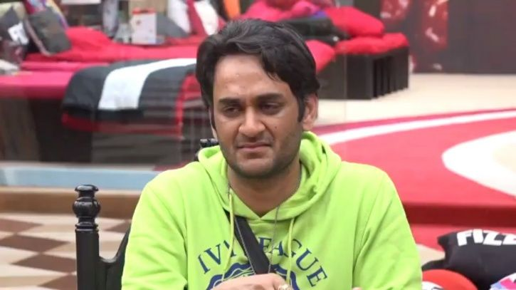 A Still of Vikas Gupta inside Bigg Boss 11 house
