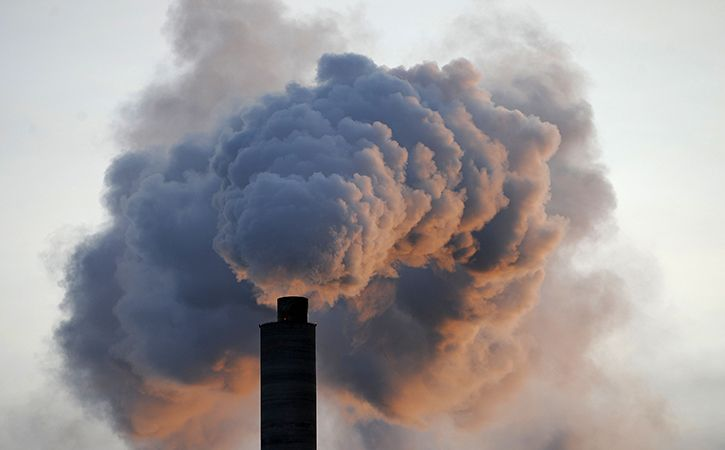 Air Pollution Fine Particles Linked To Poor Sperm Quality