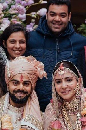 Anushka Sharma and Virat Kohli thank their wedding planners.