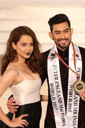 Jitesh Singh Deo Wins Mr. India World 2017 Title
