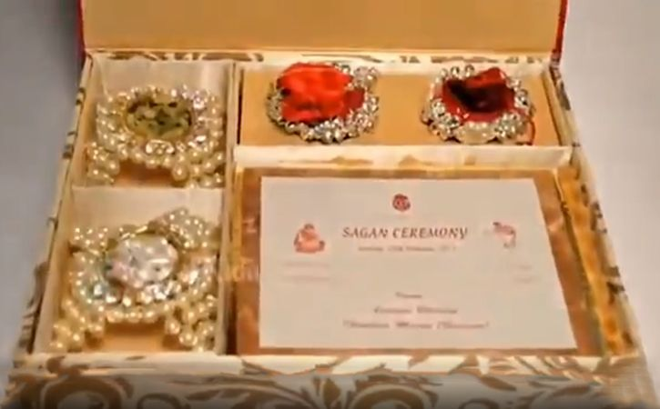 Alleged Wedding Card Mukesh Ambani s Son Goes Viral And It