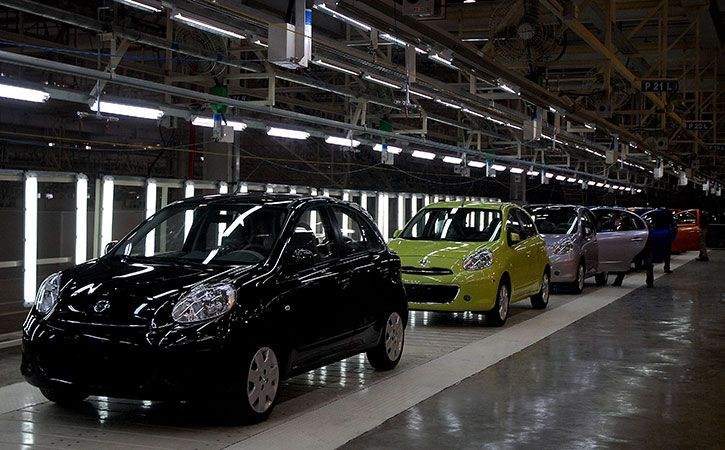Nissan Sues India Over Outstanding Dues