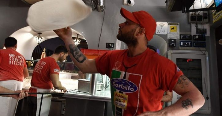 Pizza Twirling From Naples Wins Coveted UNESCO