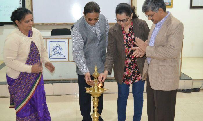 Praharsh Patel (left) and Mukti Patel