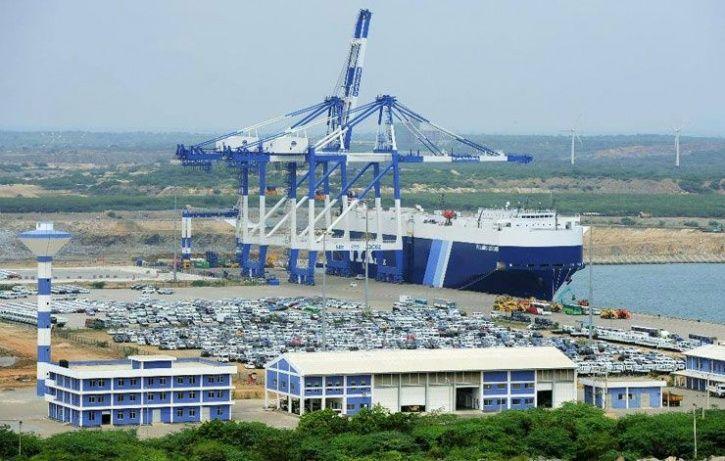 Sri Lanka Formally Hands Over Hambantota Port To China