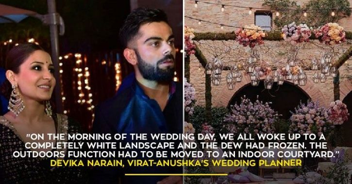 Virat anushkas wedding card their net worth and more from the virat anushkas wedding planner reveals panic moments during their shaadi wala ghar in tuscany virushka stopboris Gallery