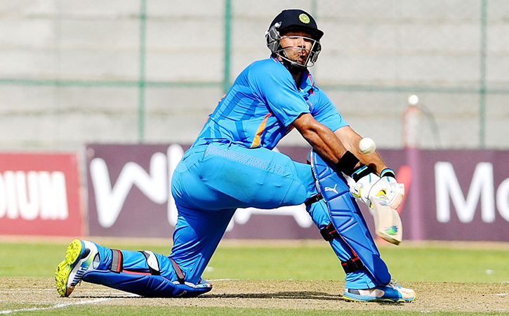 Yuvraj but won