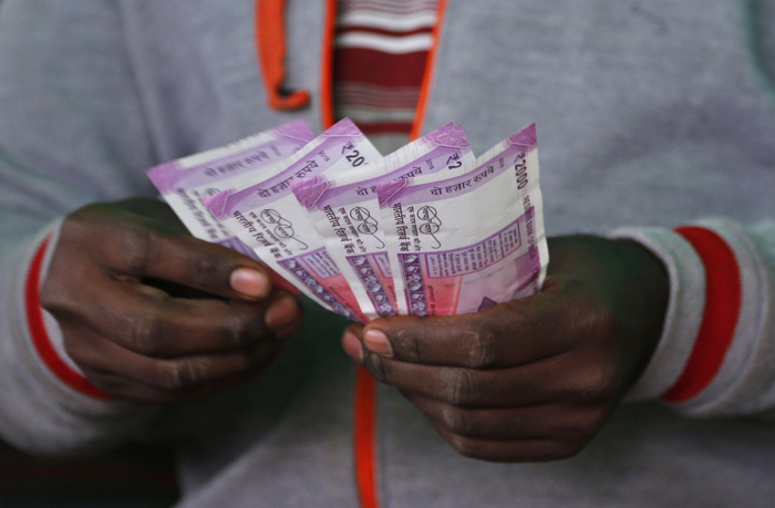 eat currency notes in Ahmedabad