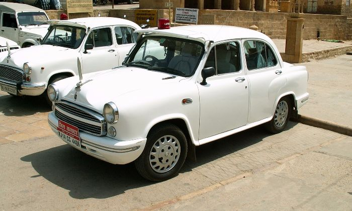 Hindustan Motors Sells The Iconic Ambassador Car Brand To French ...
