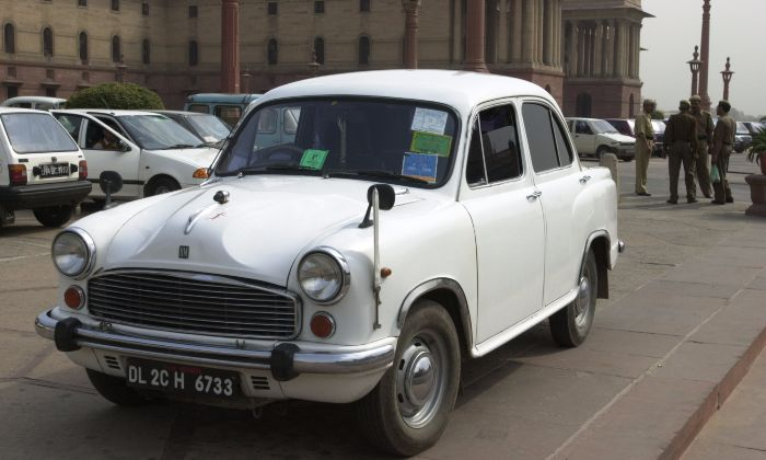 hindustan motors sells the iconic ambassador car brand to french company peugeot for just 80. Black Bedroom Furniture Sets. Home Design Ideas