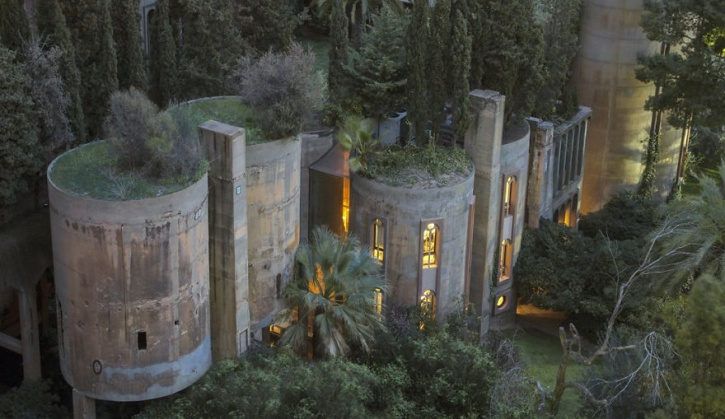What It Takes To Be An Architect architect takes 45 years to turn an old cement factory into a